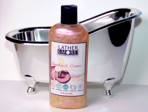 Peaches & Cream Silk Body Wash