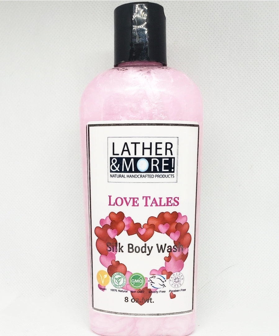 Love Tales Silk Body Wash