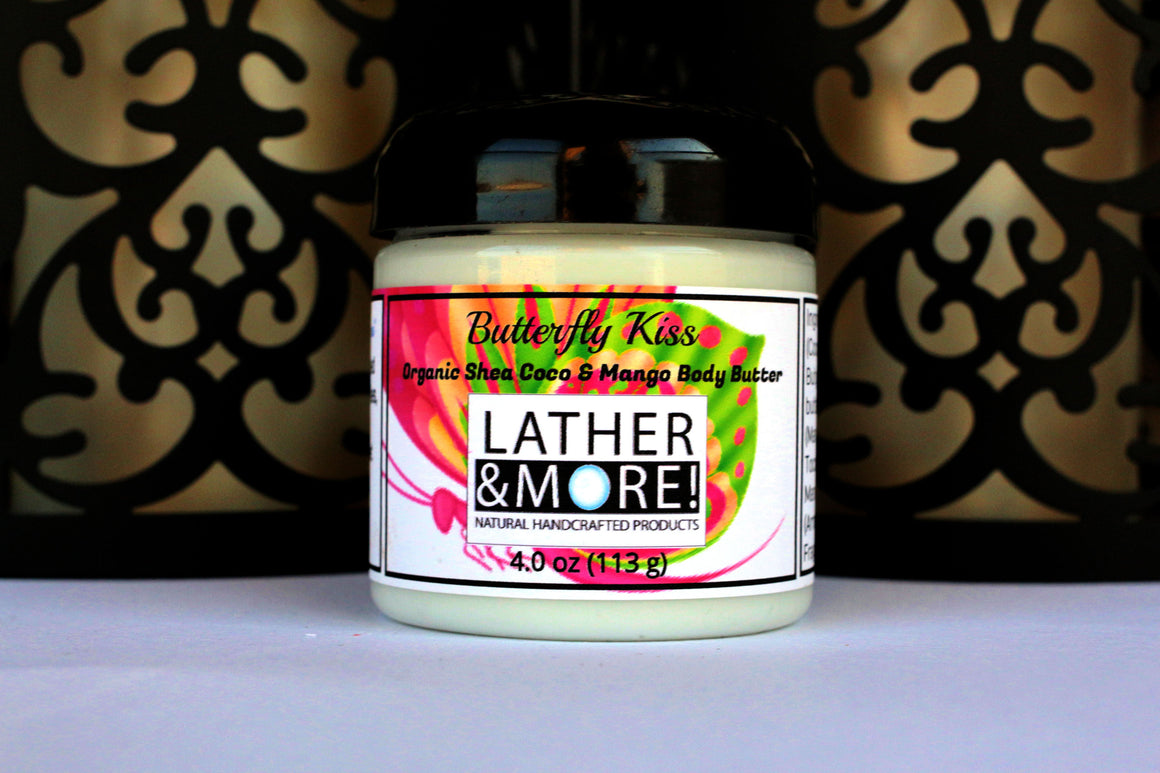 Butterfly Kiss Whipped Body Butter