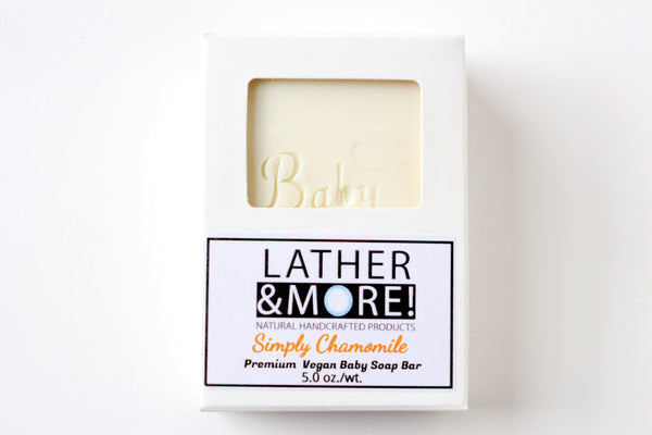 Simply Chamomile Baby soap