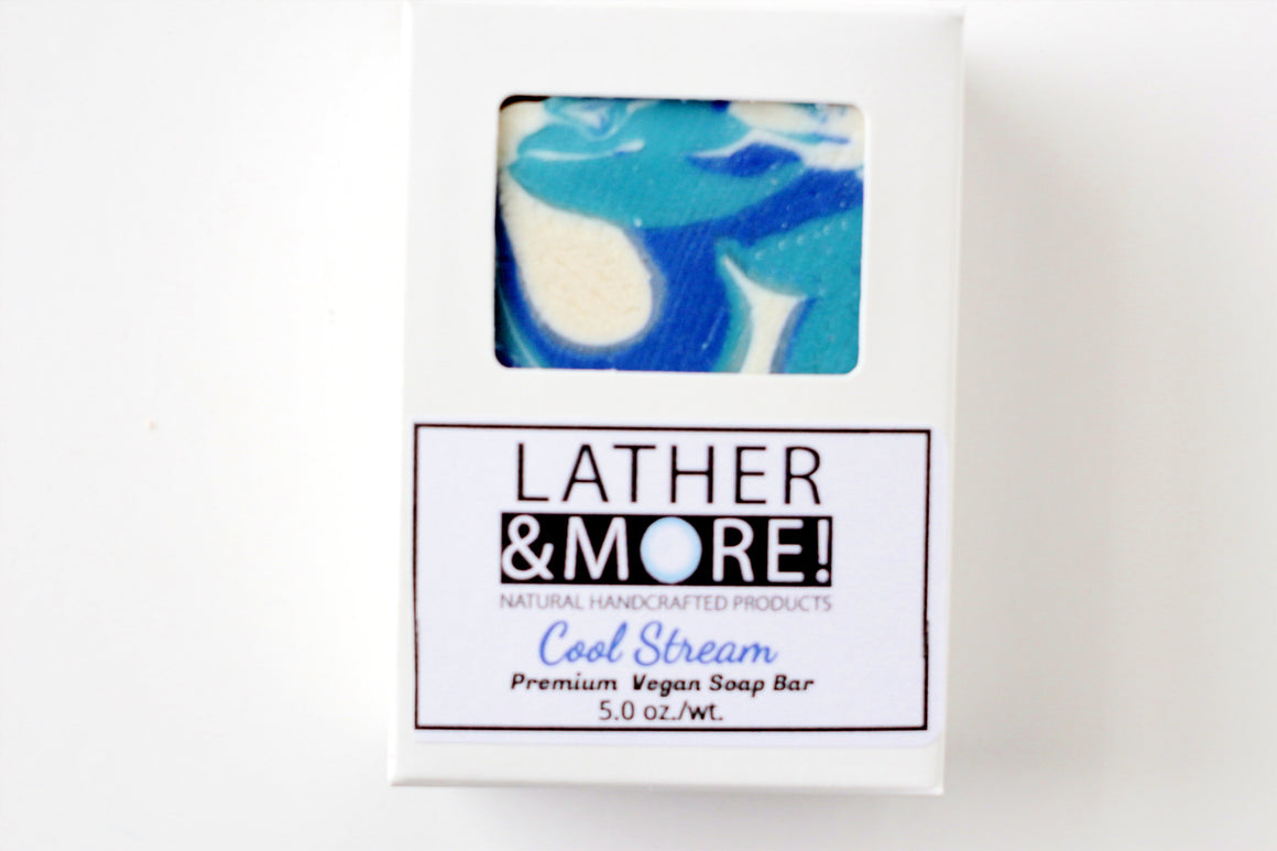 Cool Stream Mens soap