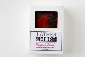 Dragon's Blood Natural Uni sex Soap