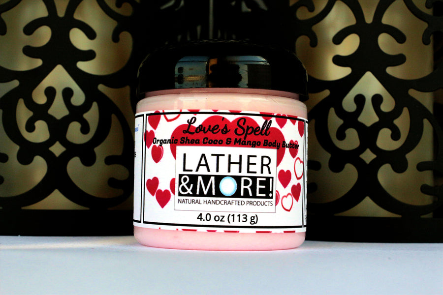 Love's Spell  Whipped Body Butter