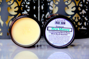 New Money beard balm