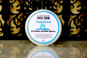 Simply Natural Diaper Cream