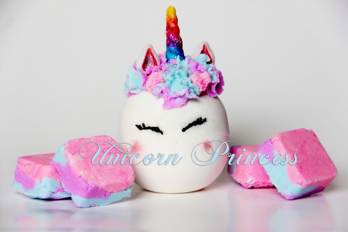 Unicorn Princess Bath Ball