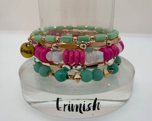 ERIMISH  -  ABIGAL STACK BRACELET SET