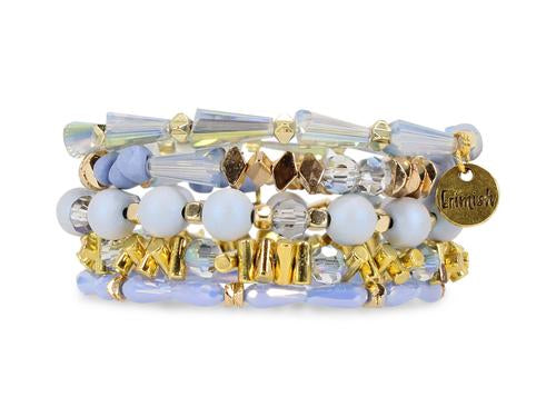 ERIMISH  - ACE STACK BRACELET SET