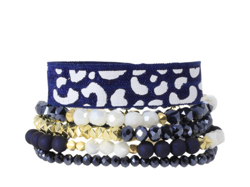 ERIMISH - GAMEDAY NFL BUCK BRACELET SET