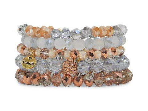 ERIMISH BASHFUL STACK BRACELET SET
