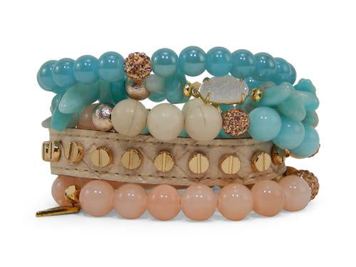 ERIMISH -  BROOKE STACK BRACELET SET