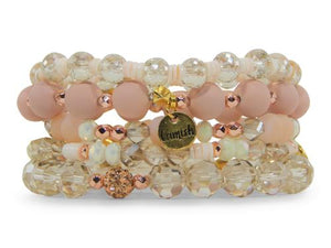 ERIMISH  -  CANDY KISS #1 STACK BRACELET SET
