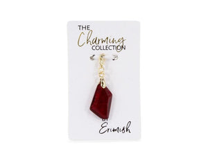 ERIMISH - JULY BIRTHSTONE CHARM