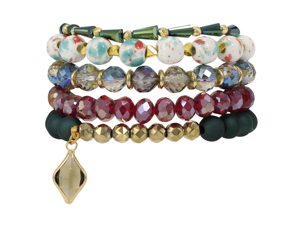 ERIMISH  -  ELF STACK BRACELET SET
