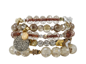 ERIMISH  FIG  STACK BRACELET SET