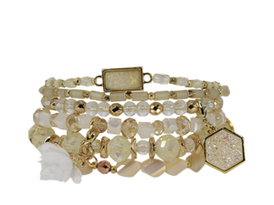 ERIMISH - HEAVEN STACK BRACELET SET