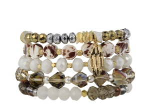 ERIMISH  -  HONEY STACK BRACELET SET