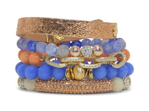 ERIMISH - HOPELESS STACK BRACELET SET