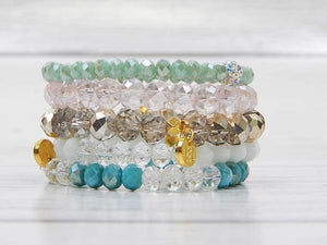 Erimish - Indian Summer Stack Bracelet Set