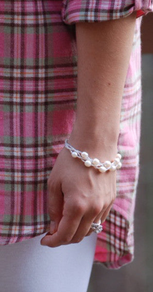 Perfect Pearl Braclet