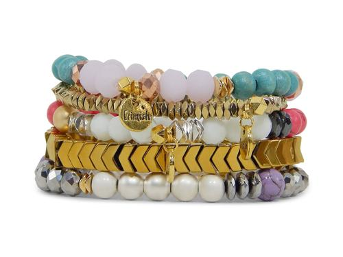 ERIMISH  -  ELECTRIC STACK BRACELET SET