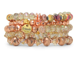 ERIMISH  -   ANGEL STACK BRACELET SET
