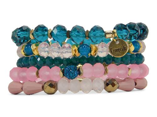 ERIMISH  - SWEET CHEEKS  STACK BRACELET SET