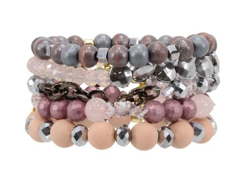 ERIMISH  - CHEESECAKE STACK BRACELET SET