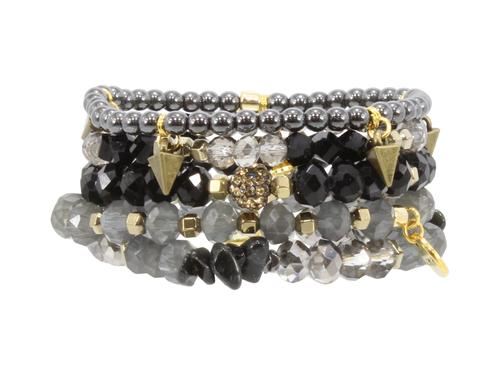 ERIMISH  -  DOMINO STACK BRACELET SET