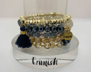 ERIMISH  -  MAJESTY STACK BRACELET SET