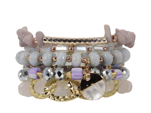 ERIMISH - MERMAID STACK BRACELET SET