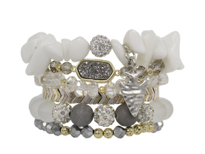 ERIMISH - MARLIN STACK BRACELET SET