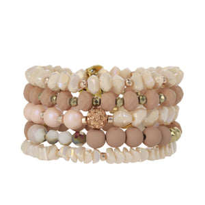 ERIMISH  -  PRINCESS STACK BRACELET SET