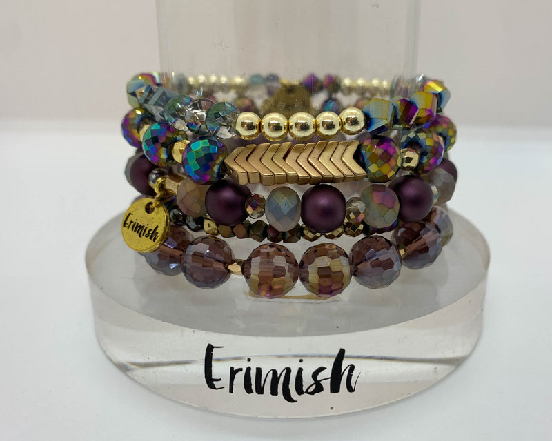 ERIMISH  -  RILEY STACK BRACELET SET