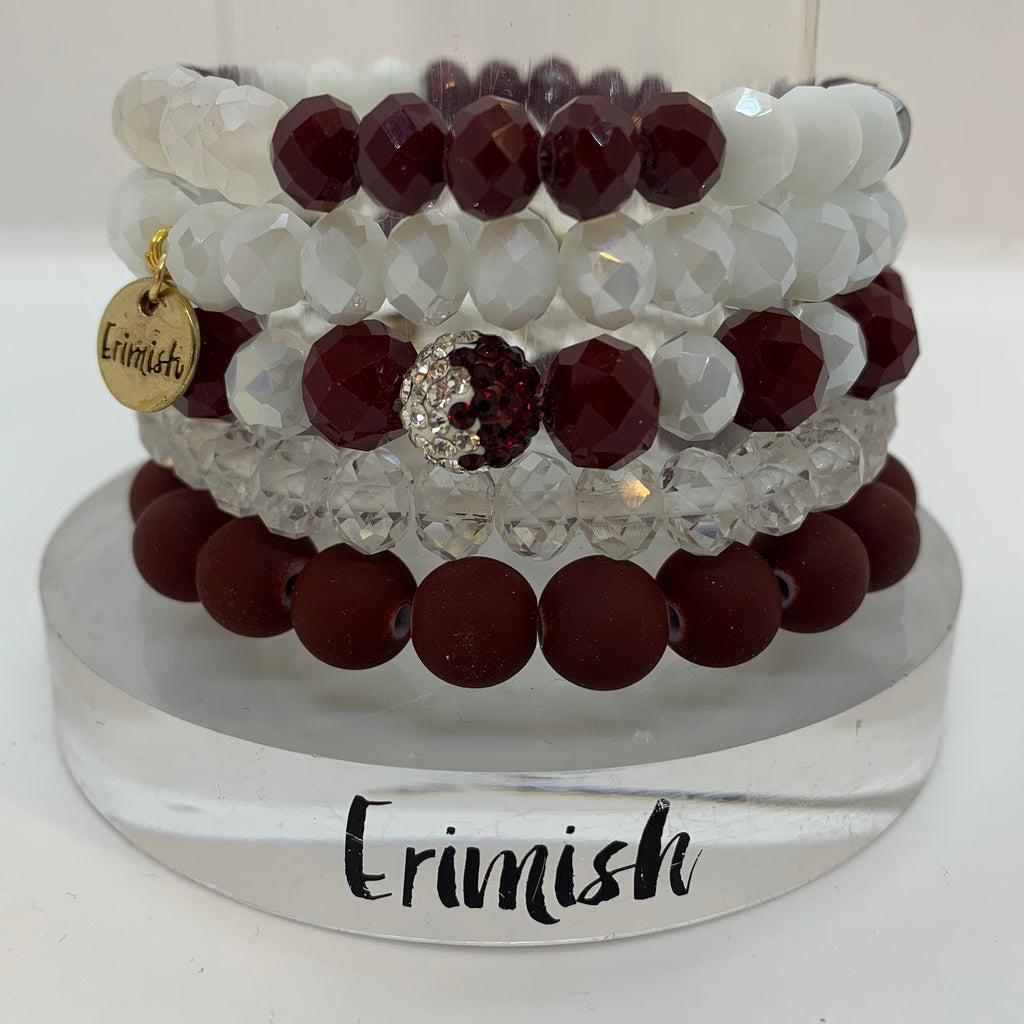 ERIMISH  - RON STACK BRACELET SET
