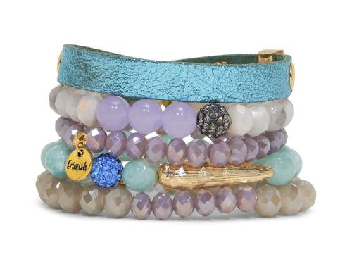 ERIMISH - SEASHORE STACK BRACELET SET
