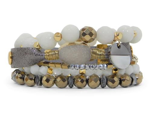 ERIMISH - GRACE STACK BRACELET SET