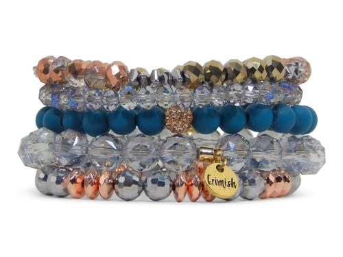 ERIMISH  -     TWISTER STACK BRACELET SET