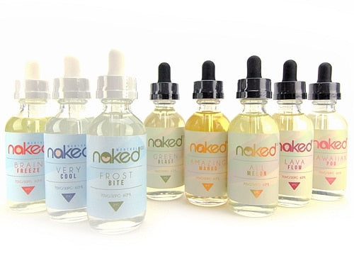 Naked E-Juice Review