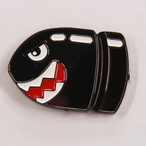 Shark Bomb Hat Pin