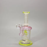 Bohemian Glass Bee's Nest Rig