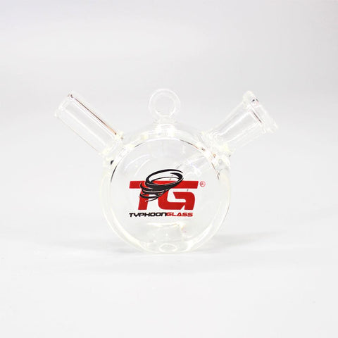Typhoon Glass - Blunt Bubbler