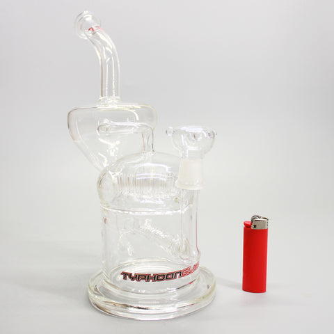 Typhoon Glass® Surge - Dual Chamber Recycler