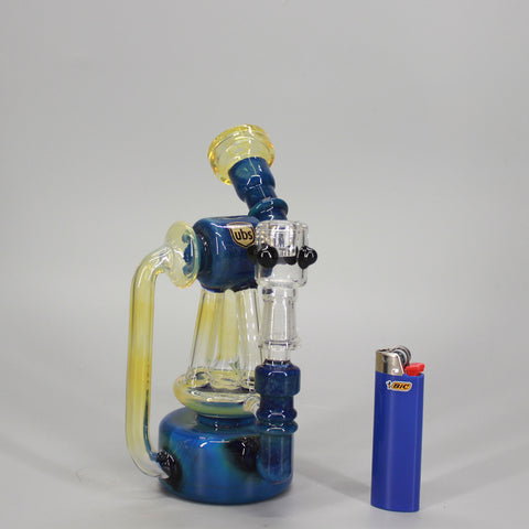 UBS Glass Machine Water Pipe