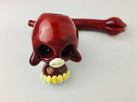 Skull and Bone Bubbler