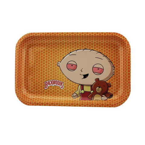 Backwoods Family Guy Stewie Rolling Tray
