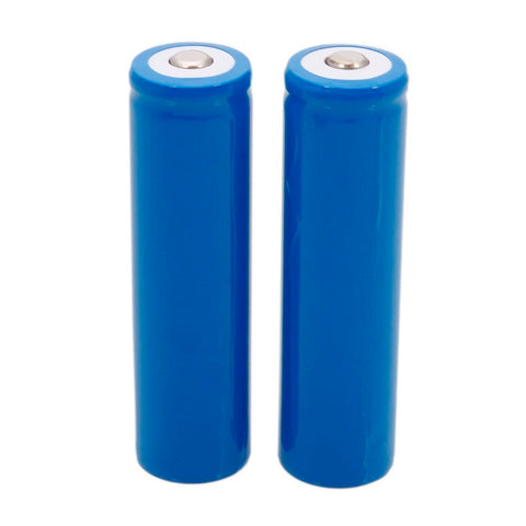 Battery - 3000mah 18650 - 3.7V - Blue