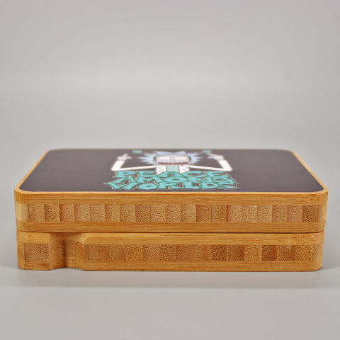 Cali Factory Rick & Morty Bamboo Concentrate Box