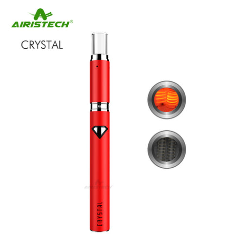 Diamond Magnetic Auto Vaporizer Red