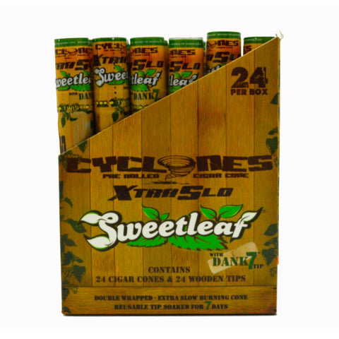 Cyclones - Sweetleaf